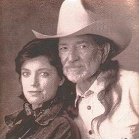 Kimmie Rhodes & Willie Nelson