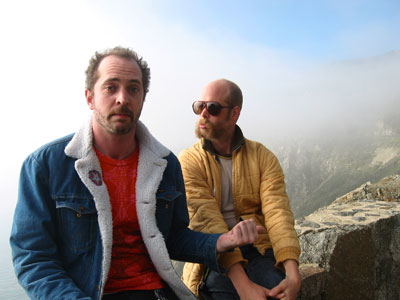 Bonnie 'prince' Billy And Matt Sweeney