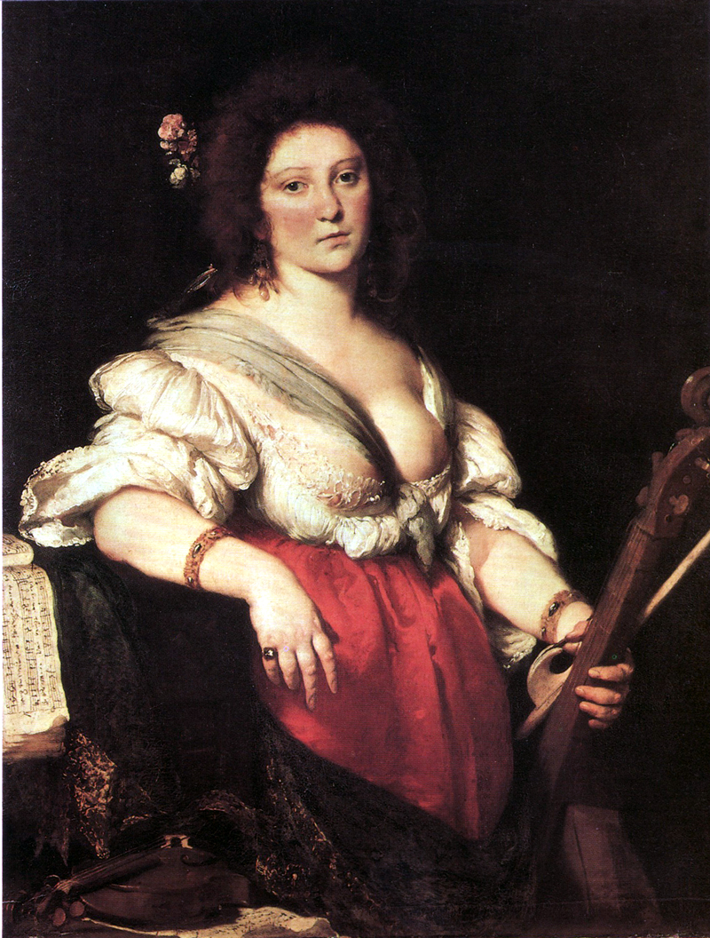 the monumental success of barbara strozzi a baroque singer and composer