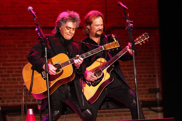 Marty Stuart & Travis Tritt