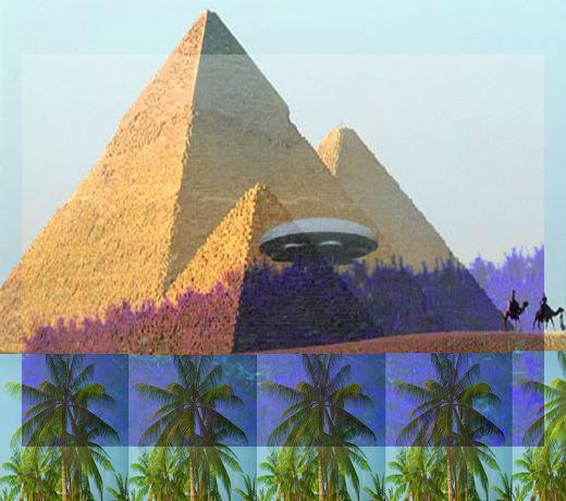 Sungazed Pyramids