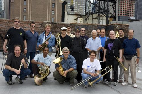Manhattan Jazz Orchestra