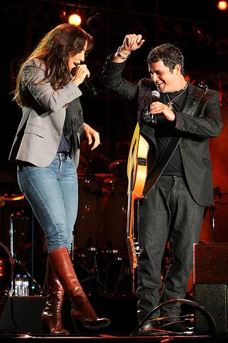 Ivete Sangalo & Alejandro Sanz