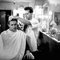 Ryder getting a haircut in Havana