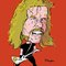 Hetfield even looks awesome in a chibi format