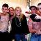 alexz and shirtless dudes