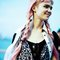 Grimes with pink hair is best Grimes