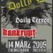 last Daily Terrorconcert!!    cult ! ! !