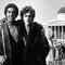 Caetano Veloso e Gilberto Gil - Autor desconhecido ou sem fonte.