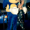 Kerli and Sonic the Hedgehog at E3