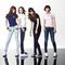 2NE1 bean pole jeans