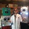 robots with mad scientist show