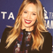 Hilary in Delta Air Lines Toasts 2014 GRAMMY Weekend in LA