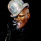 Grace Jones V Magazine cropped PNG