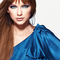 Taylor in Blue!