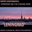 Shostakovich: Symphony No. 7 in C Major, Op. 60 - 'Leningrad'