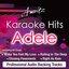 Karaoke Adele