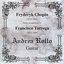 Fryderyk Chopin Guitar arrangements by Francisco Tárrega