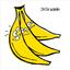 When a Banana Was Just a Banana