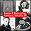 Radio & Recording Rarities, Volume 14