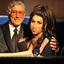 Amy Winehouse with Tony Bennett