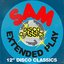 "SAM Records - Extended Play - 12"" Disco Classics"
