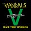 The Vandals - Peace Thru Vandalism album artwork