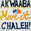 Move it Chaley!