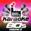 Music Facory Karaoke Presents 80's Volume 3