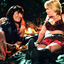 Lucy Lawless & Renee O'Connor