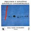 Mompou, Montsalvatge, Abril: Preludes and Sonatinas of Comtemporary Spanish Composers