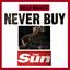 Never Buy The Sun lyrics