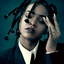Rihanna - Goodnight Gotham Capa do ?lbum