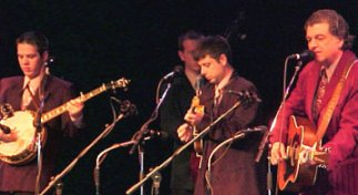 Larry Sparks & The Lonesome Ramblers