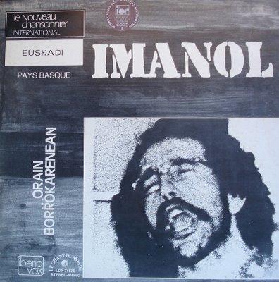 Imanol - Euskadin Castillan Bezala - Arin-Arin Herrikoia