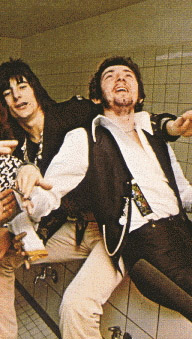 Ron Wood & Ronnie Lane