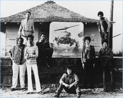 Eric Burdon & War