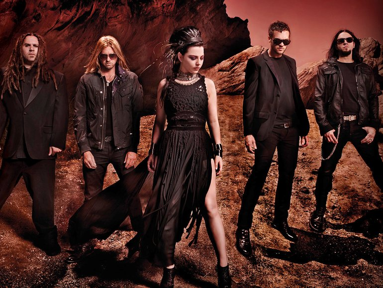 'Evanescence' album shoot | HQ