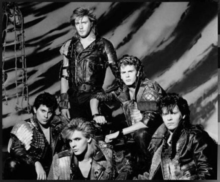 Duran Duran,The Wild Boys