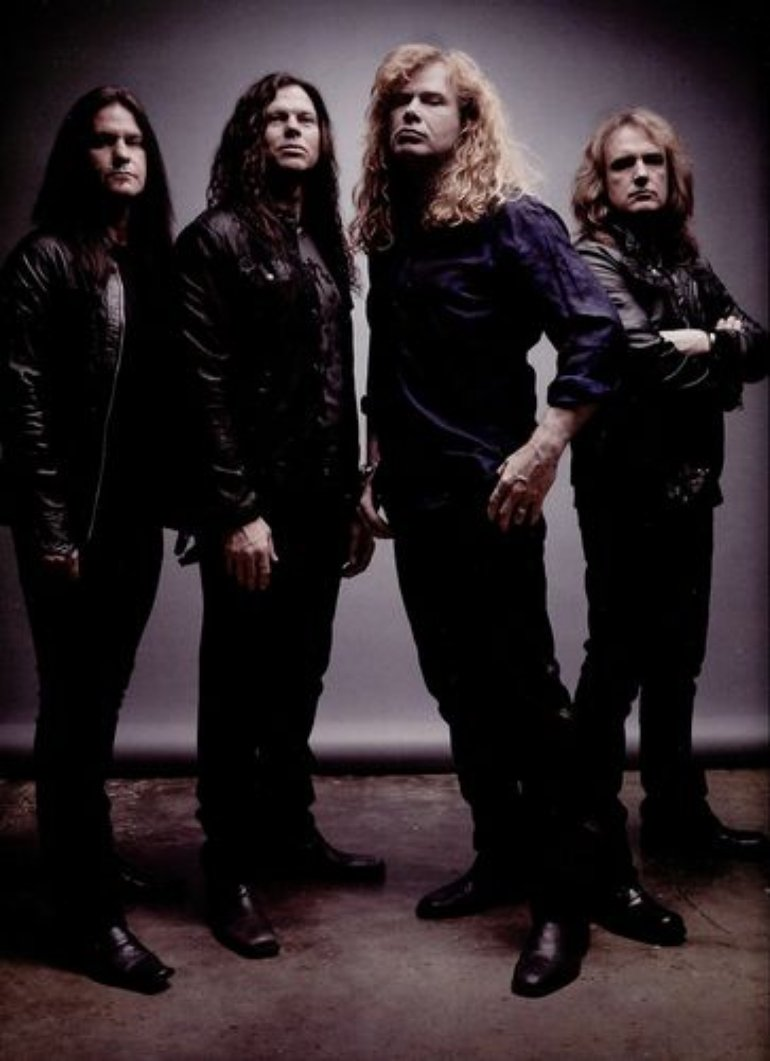 Megadeth - Th1rt3en Era