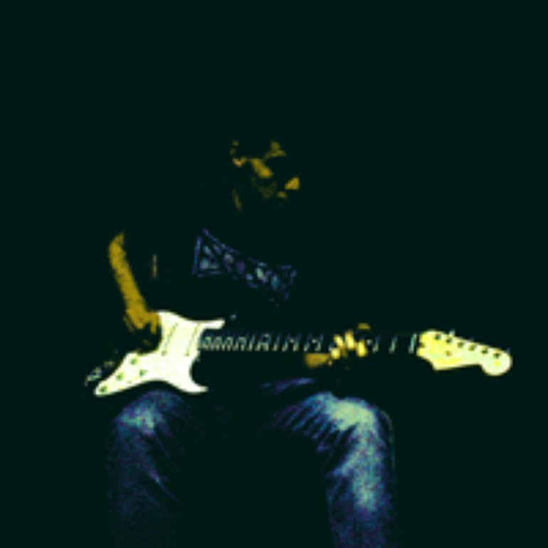 Me and a Fender strat