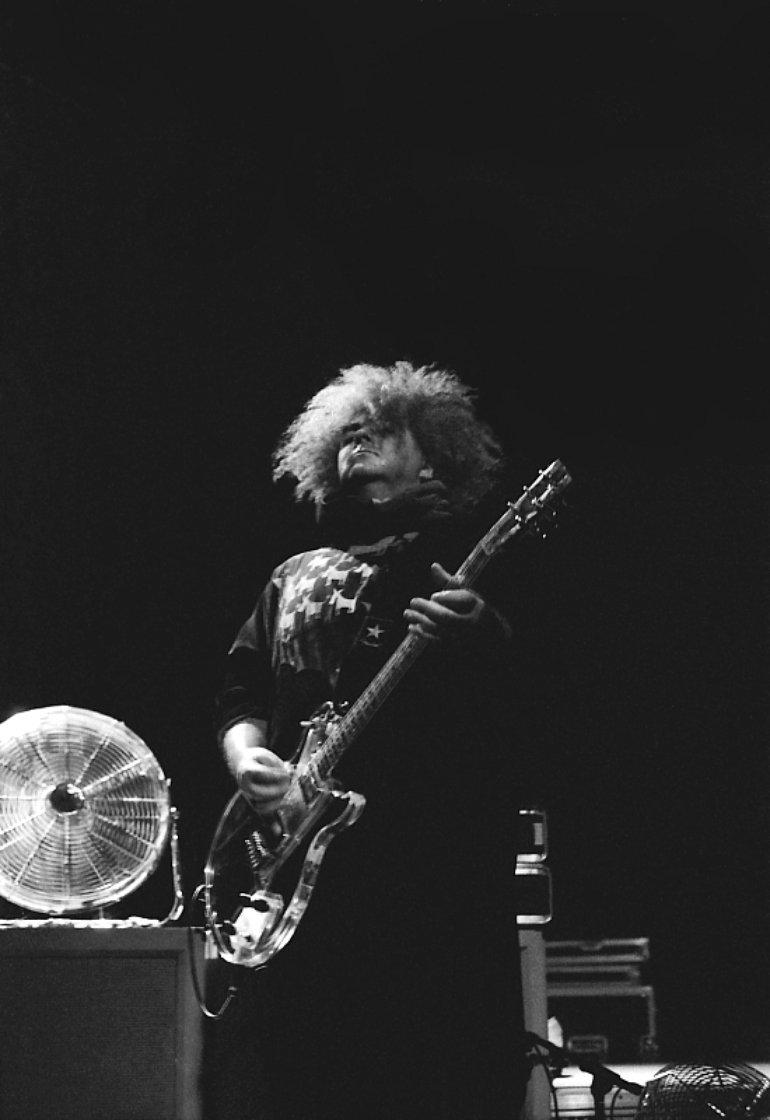Melvins@Tvornica, Zagreb 12.10.2011.
