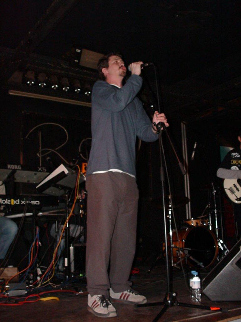 konser 2002 ROXY /Taksim