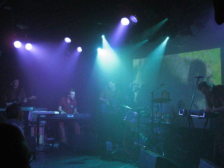 rudy septet AB club 27.4.2008