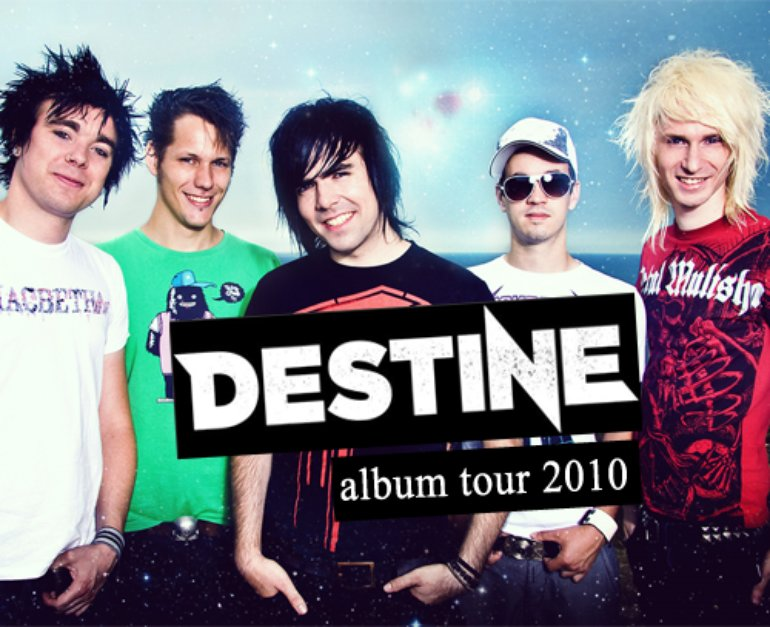 Destine Album Tour (Copyright DutchScene.nl)
