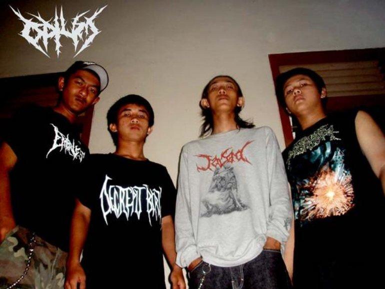Opium - Indonesian Death Metal