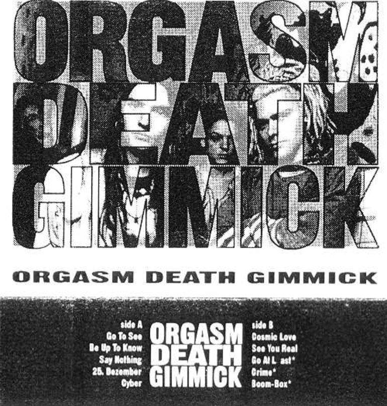 Orgasm Death Gimmick '93 (Third Tape)