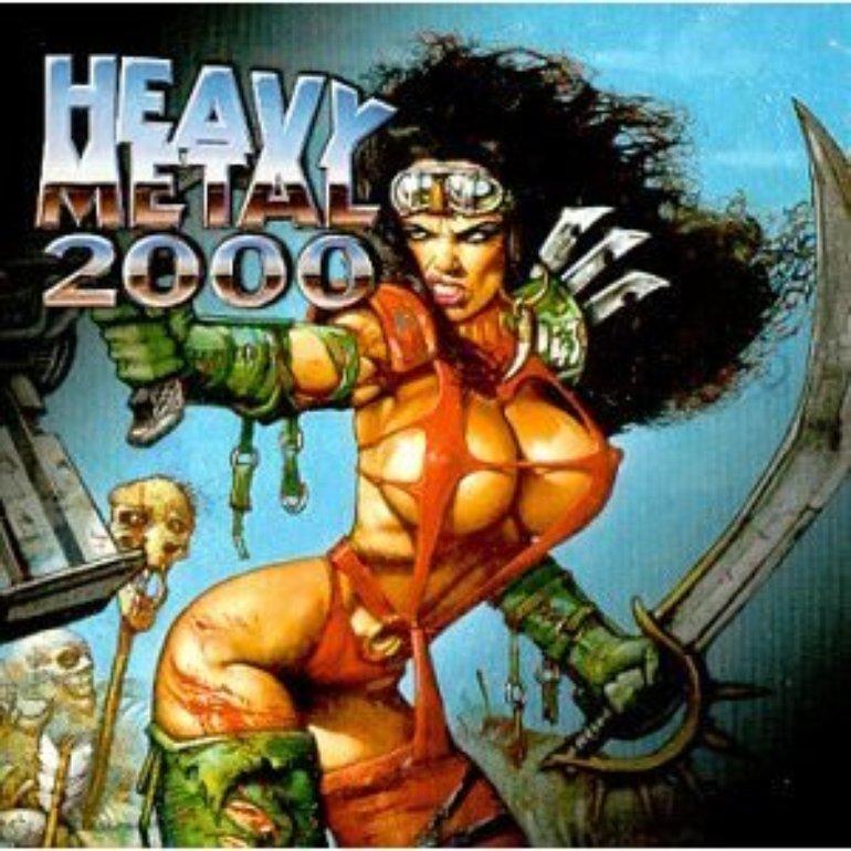 Heavy Metal 2000 OST
