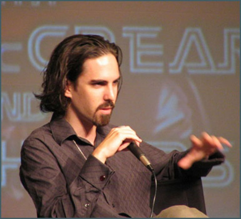 Bear McCreary at BSG Convention