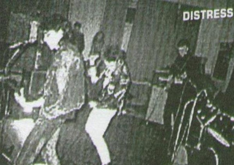 DISTRESS (80's HC, Belgrade, Serbia)